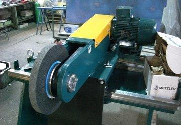 Brecherwalzen - Schleifmaschinen
